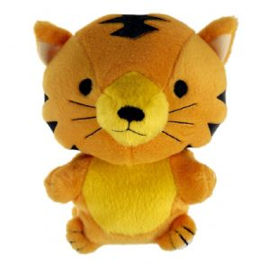 Kenya Tiger Plush Toy